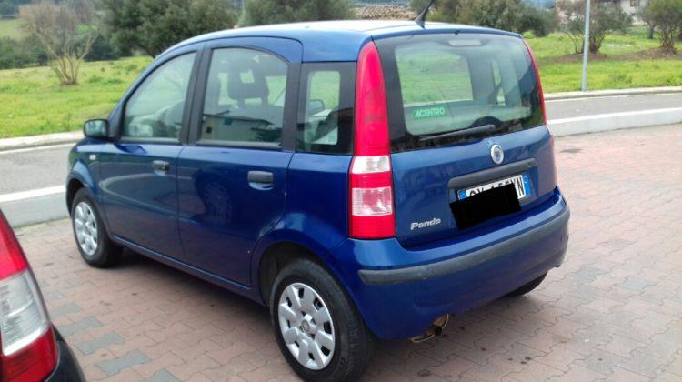Fiat Panda 1.2 benzina 2005