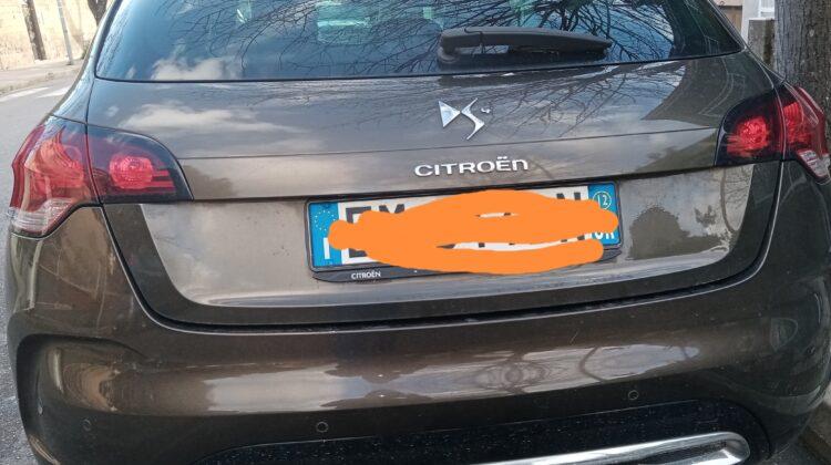 Citroen DS 4 anno 2012