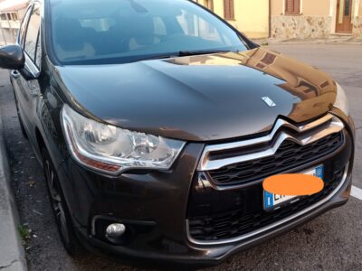 Citroen DS 4 anno 2012